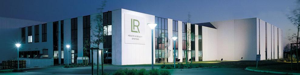 LR Produktion und Logistik Center