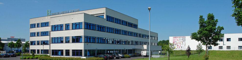 LR Verwaltungs- und Servicegebäude