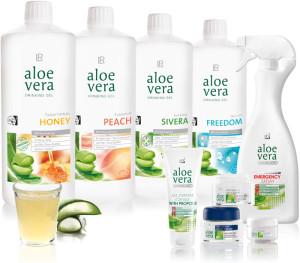 LR Aloe Vera Drinking Gel